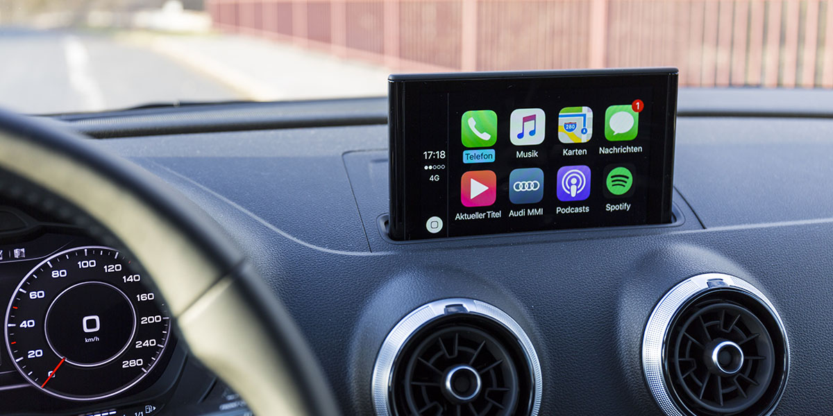 Global In-vehicle Infotainment